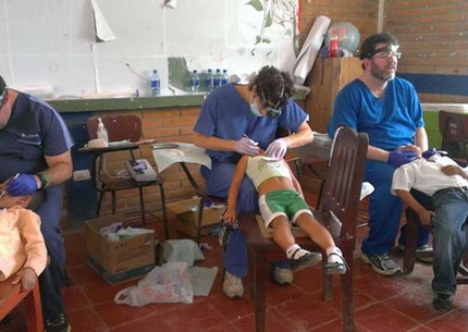Cannon Brothers Medical/Dental Team Returns For Annual Mission